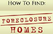How to find foreclosure homes for sale in Tampa and surrounding areas